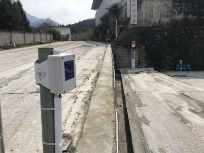 微波雷达替代传统地感线圈在地磅无人值守系统应用